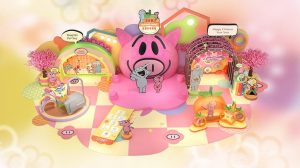 皇室堡 x Elephant & Piggie 童趣新春樂園